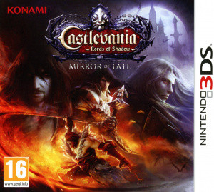 Castlevania : Lords of Shadow Mirror of Fate.EUR-3DS-CONTRAST