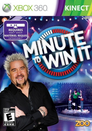 Minute to Win It sur 360