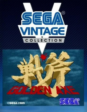 SEGA Vintage Collection : Golden Axe sur 360