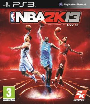 NBA 2K13 nous dévoile sa jaquette