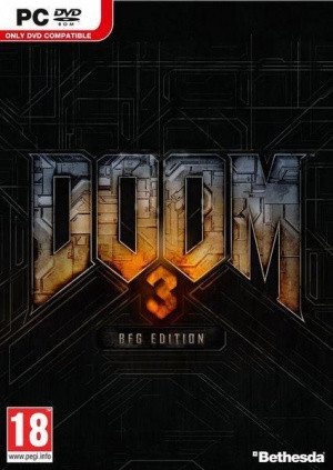Doom 3 BFG Edition sur PC