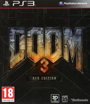 Doom 3 BFG Edition sur PS3