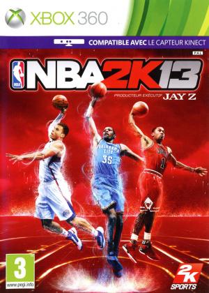 NBA 2K13 sur 360
