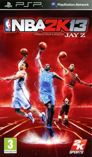 NBA 2K13 sur PSP