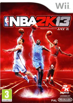 NBA 2K13 sur Wii