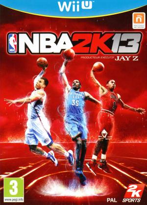 NBA 2K13 sur WiiU