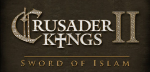 Jaquette de Crusader Kings II : Sword of Islam