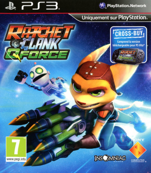 Ratchet & Clank : QForce sur PS3
