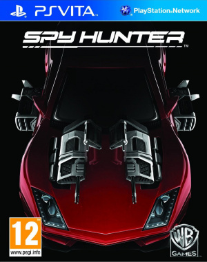 Spy Hunter sur Vita