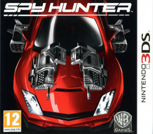 Spy Hunter sur 3DS