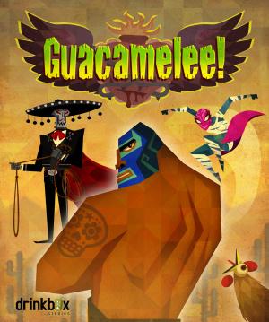 Guacamelee! sur Vita