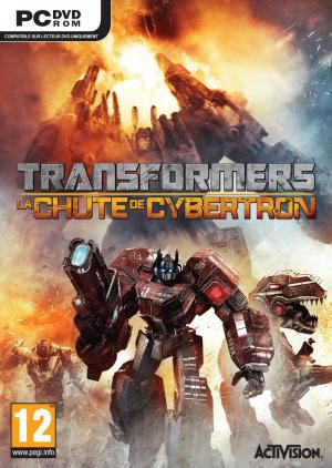 Transformers : La Chute de Cybertron sur PC