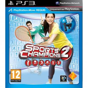 Sports Champions 2 sur PS3