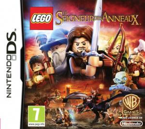 LEGO Le Seigneur des Anneaux sur DS