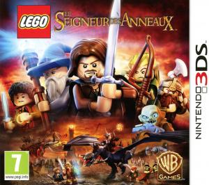 LEGO Le Seigneur des Anneaux sur 3DS