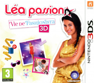 Léa Passion : Vie de Fashionista 3D.EUR-3DS-ABSTRAKT