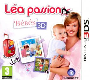 Léa Passion : Bébés 3D [CIA]