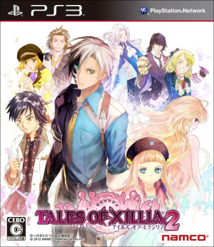 Tales of Xillia 2 sur PS3