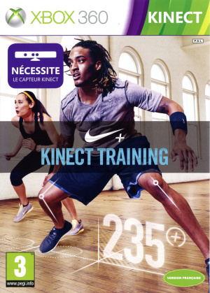 Nike + Kinect Training sur 360