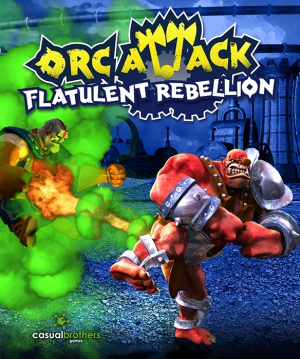 Orc Attack : Flatulent Rebellion sur Vita
