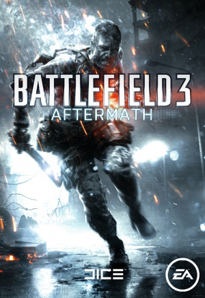 Battlefield 3 : Aftermath sur PS3