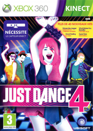 Just Dance 4 sur 360