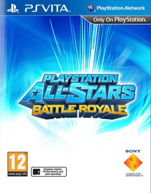 PlayStation All-Stars Battle Royale sur Vita