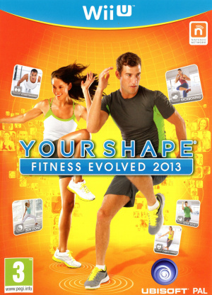Your Shape : Fitness Evolved 2013 sur WiiU