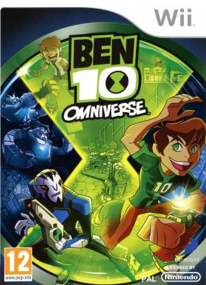 Ben 10 Omniverse sur Wii
