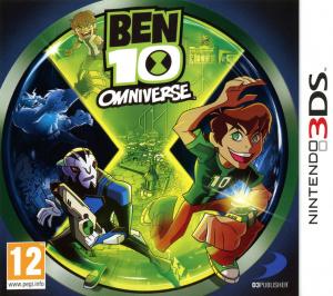 Ben 10 Omniverse sur 3DS