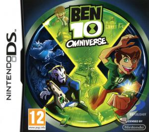 Ben 10 Omniverse sur DS