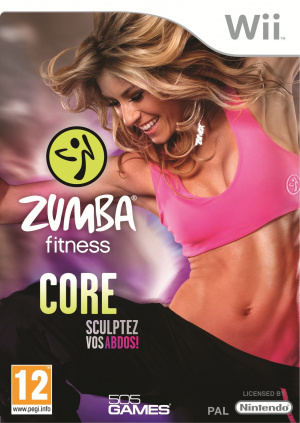 Zumba Fitness Core sur Wii