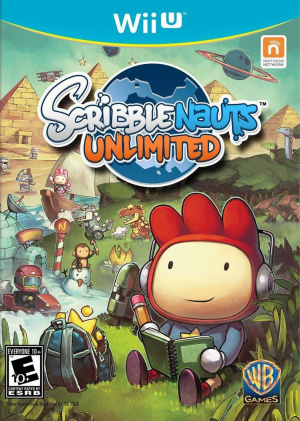 Scribblenauts Unlimited sur WiiU