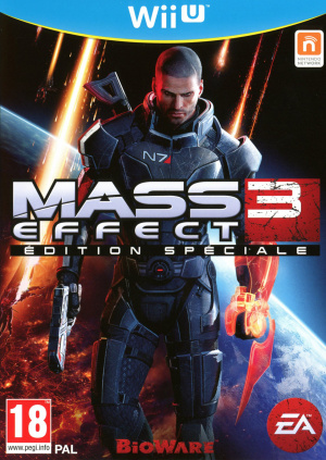 Mass Effect 3 sur WiiU