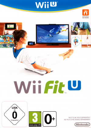 Wii Fit U sur WiiU