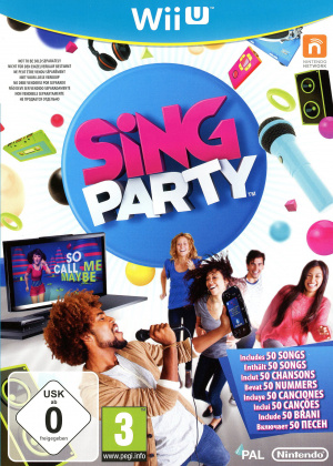SiNG Party sur WiiU