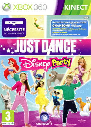 Just Dance : Disney Party sur 360