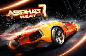 Asphalt 7 : Heat sur iOS