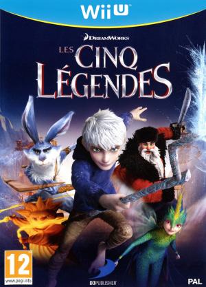 Les Cinq Légendes sur WiiU