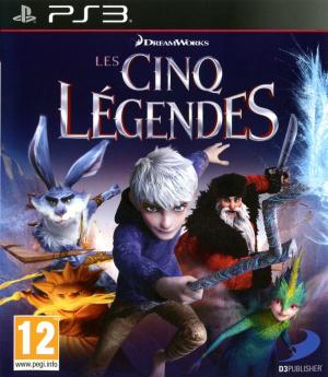 Les Cinq Légendes sur PS3