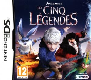 Les Cinq Légendes sur DS