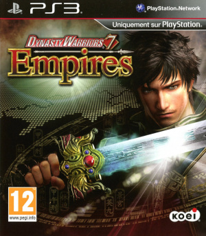 Dynasty Warriors 7 Empires sur PS3