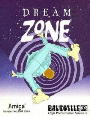 Dream Zone sur Amiga