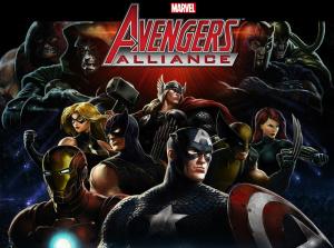 Marvel : Avengers Alliance sur Web
