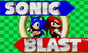 Sonic Blast