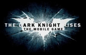 The Dark Knight Rises sur iOS