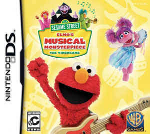 Sesame Street: Elmo's Musical Monsterpiece sur DS