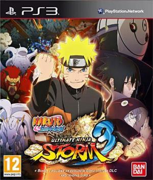 Naruto Shippuden : Ultimate Ninja Storm 3 sur PS3