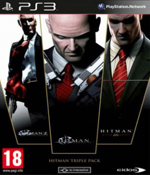 Hitman : HD Trilogy sur PS3