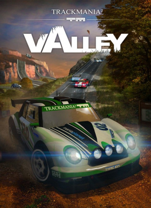 TrackMania² : Valley sur PC